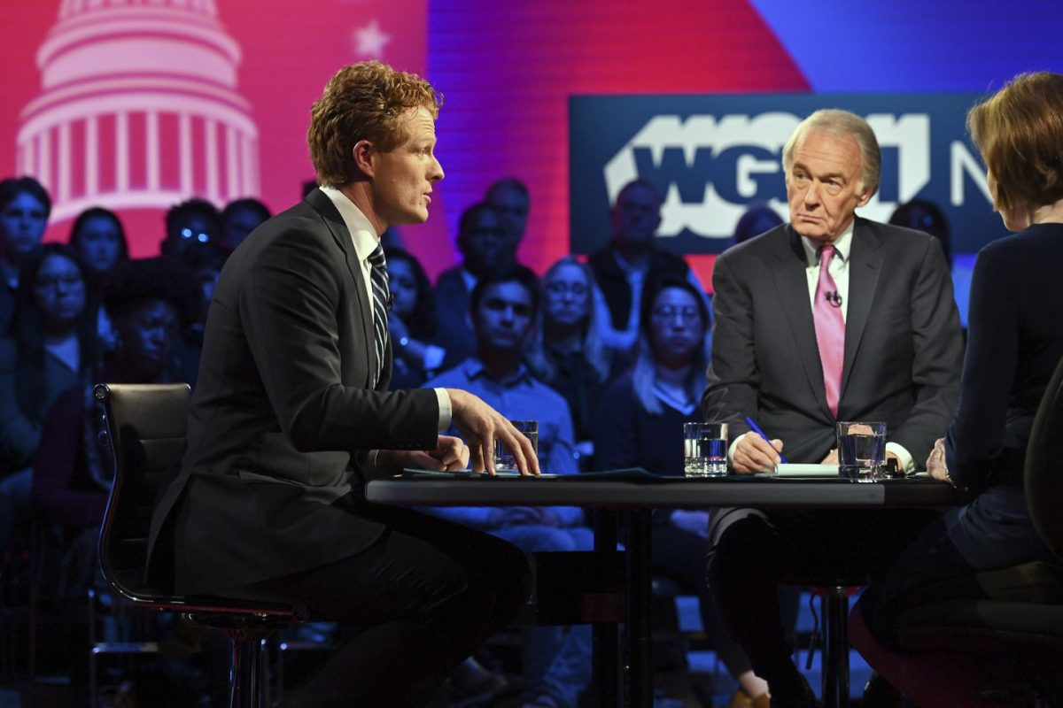 Rep. Kennedy calls Markey a 'good senator' but argues for ousting the incumbent