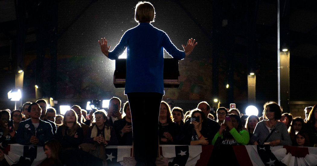 Elizabeth Warren and the Curse of 'Electability'