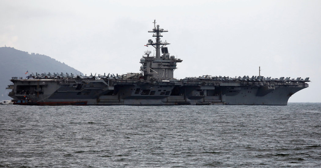 Prepare for War or Fight Coronavirus? U.S. Military Battles Competing Instincts