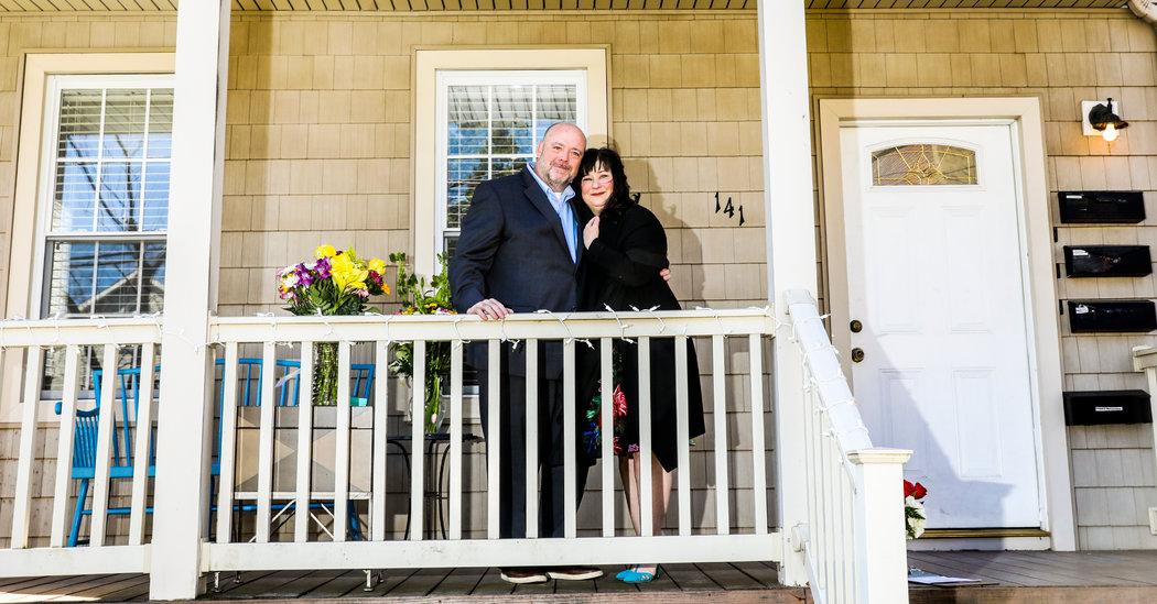 Plan B: a Front Porch Wedding