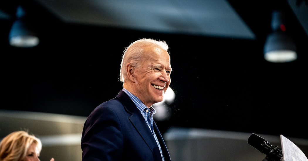 Now Comes the Hard Part for Joe Biden