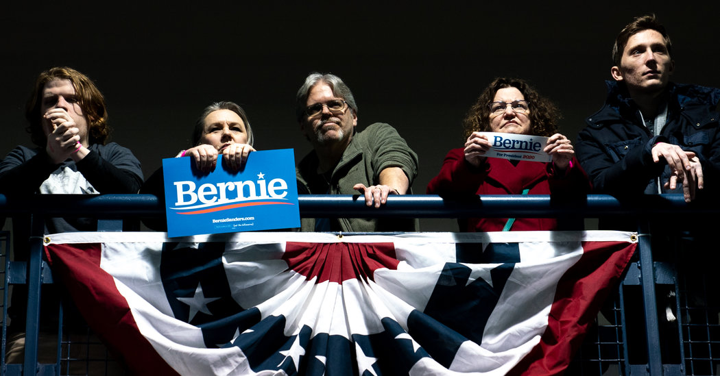 Where the Promise of Bernie Sanders Goes Now