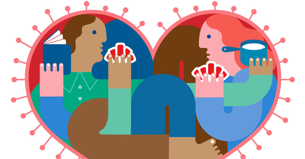 Cupid in Quarantine – The New York Times