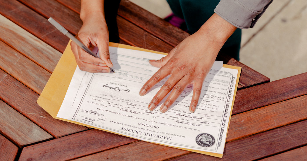 Where Can I Find a Marriage License?