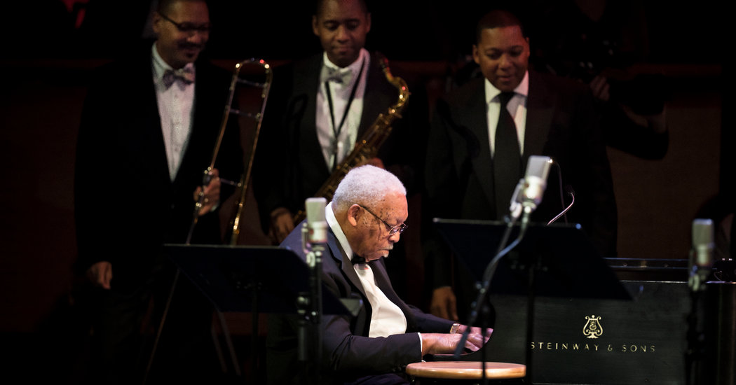 Ellis Marsalis Jr., Jazz Pianist and Patriarch of a Musical Family, Dies at 85